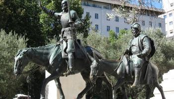 """16. janvāris. 1605. gadā Madridē iznāk Migela Servantesa romāns """"Dons Kihots"""""""