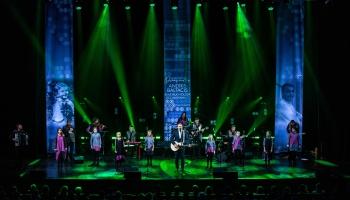 """Andra Baltača 50 gadu jubilejas koncerts """"Dzīves motīvs"""""""