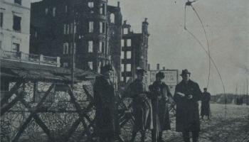 Latvijas armijas cīņas ar Bermonta karaspēku. Stāsta Valdis Kuzmins. 2.daļa