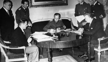Dramatisks brīdis Latvijas vēsturē. Neatkarības de facto iznīcināšana