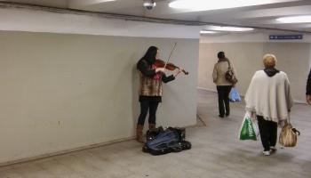 Vijolnieces Ivetas ikdienā mijas mūzika, trokšņi un patika spēlēt