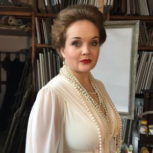 """""""Klasikas"""" viešņa - dziedātāja Evija Martinsone"""