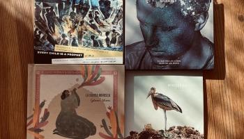 Veldzējoša mūzika traumētai pasaulei