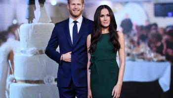 Принц Гарри и Меган Маркл: как Золушка похитила принца