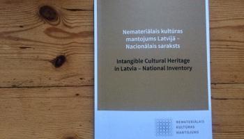 """Nemateriālais kultūras mantojums, LNKC semināri, """"Skandinieku"""" vakari un """"Boņuka"""" balva"""