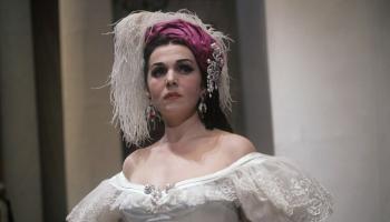 Aizliegtā Tatjana jeb krievu disidentisms uz operas skatuves