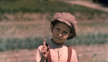 """Jāņa Streiča jubilejas raidījums, kurš veltīts kinolentei """"Cilvēka bērns"""""""