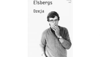 Klāva Elsberga dzeju lasa aktieris Kaspars Znotiņš.