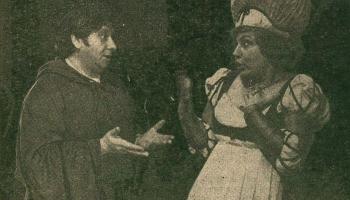 """Marģera Zariņa baletopera """"Svētā Maurīcija brīnumdarbi"""" – novatoriska un ļoti neparasta"""