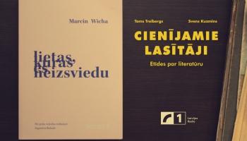 """Marcina Vihas darbs """"Lietas, kuras es neizsviedu"""" - atgriešanās pagātnē ar lietu palīdzību"""
