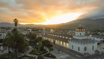 Эквадор. Страна на два полушария