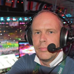 Sporta žurnālists Māris Rīmenis