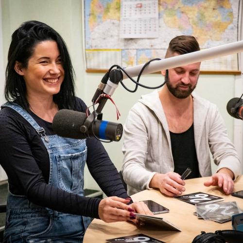 """Antra Stafecka un Jānis Čubars izdod albumu """"26 un viss"""""""
