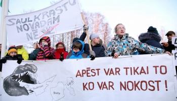 Skultes iedzīvotāji apmierināti ar Satversmes tiesas spriedumu par novadu reformu