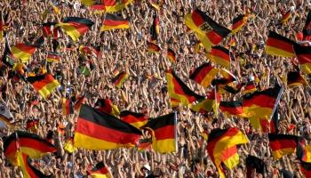 Vācijas Federatīvās Republikas izveide pēc Otrā pasaules kara
