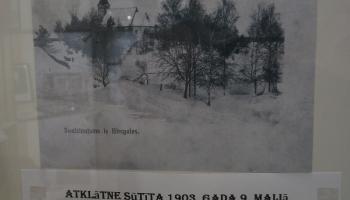 Birzgales stāsti par nojaukto baznīcu un slaveniem novadniekiem