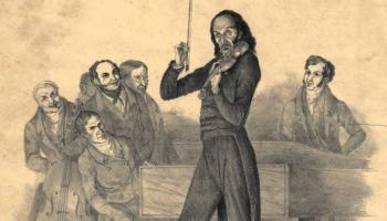 Nikolo Paganīni kaprīzes vijolei solo