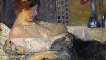 Mātes dienai veltīta literāra kompozīcija