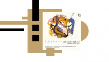"Hoakina Rodrigo mūzikas albums ""Soleriana"" (2019)"