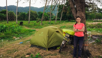 Автостопом вокруг света: исследуя юг Камбоджи