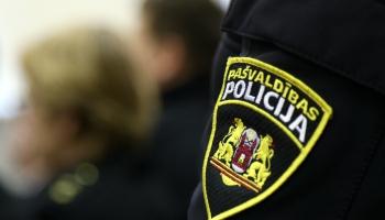 Привитые и непривитые патрули и английский вместо русского: новые полицейские будни Риги