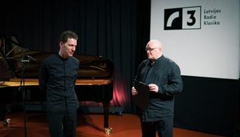 Pianista Reiņa Zariņa solokoncerts