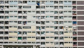 Tehnoloģijas daudzdzīvokļu mājām