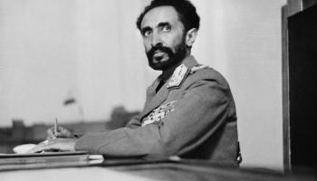 2. aprīlis. Par Etiopijas valdnieku kļuva Tafari Makonnens jeb imperators Haile Selasije