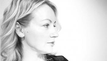 Mākslas kritiķe Anda Kļaviņa: Manas mūzikas izvēli ļoti ietekmē laika apstākļi, gadalaiki