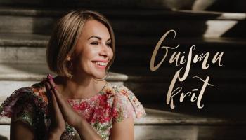 Dziedātāja Jolanta Gulbe-Paškeviča: Tas ceļojums man ir kā Sprīdītim...