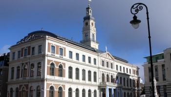 Pašvaldību vēlēšanas: Rīga