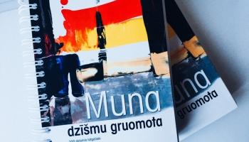 Edīte Husare krājumā apkopojusi 300 dziesmas latgaliski