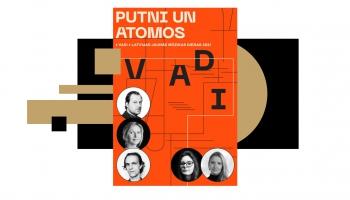 """""""Putni"""" un saksofonu kvartets """"Atomos"""" festivālā """"Latvijas Jaunās mūzikas dienas"""""""