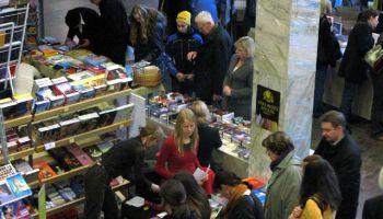 Jau šonedēļ notiks 21. Rīgas Grāmatu svētki!