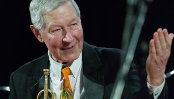Trompetista Zigurda Lindes 80. dzimšanas dienas koncerts
