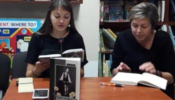 В Украине представят переводы на украинский язык произведений Н.Икстены и М.Залите