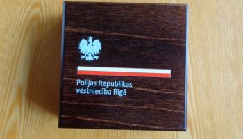 100-lecie zawarcia pełnowartościowych stosunków dyplomatycznych między Polską a Łotwą