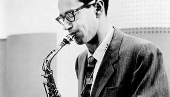 Amerikāņu saksofonists Pols Dezmonds