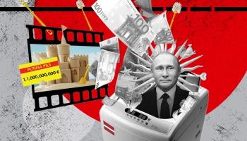 #41 Putina pils: kuri baņķieri Latvijā pelnīja no pils pārdošanas darījuma