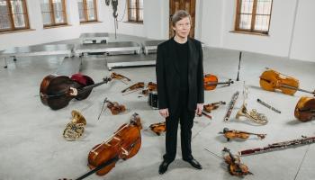 """Citāds sezonas noslēgums. Valsts kamerorķestris """"Sinfonietta Rīga"""" Dzintaru Mazajā zālē"""