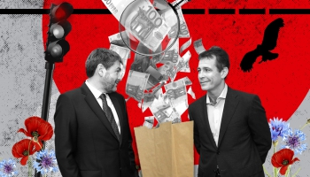 # 35 Pusmiljons bagažniekā: kāpēc Magoņa paņemtā nauda nav kukulis