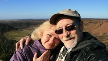 Лариса Рамсден: Мой британский муж - лучшее, что может быть на свете