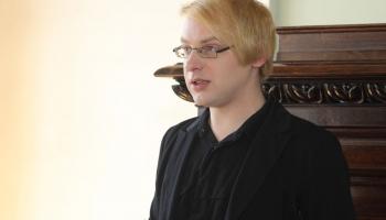 Humanitāro zinātņu pētnieks Ingus Barovskis: Lasīt iemācījos vēlu un vispirms vecā drukā