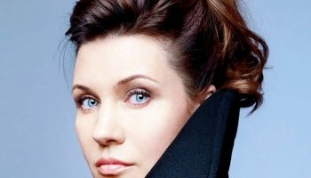 "Marina Rebeka franču operāriju albumā ""Ell'e"""