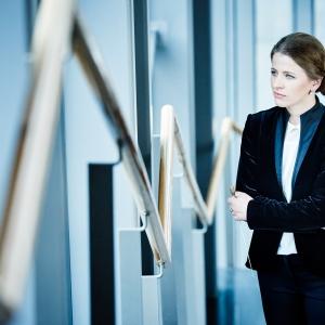 Diriģente Kristīna Poska: mūzika ir sabiedrības atspoguļojums