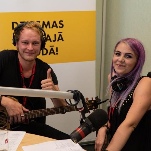 Sevi piesaka jauns duets - Monta Strūberga un Gatis Mūrnieks