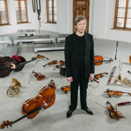 """Orķestris """"Sinfonietta Rīga"""" atklāj sezonu Agnetes Krilovas simfonijas pirmatskaņojumu"""