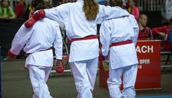Latvia Open: подарок от каратистов к 100-летию Латвийского государства