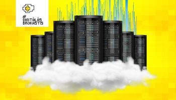 Mākoņtehnoloģiju attīstības tendences, datu centri un dati mākonī