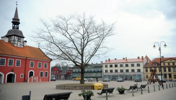 """Avīzes """"Bauskas Dzīve"""" galvenā redaktore par Bauskas vecpilsētas saglabāšanu"""